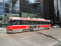 CLRV #4053 (generalpictures) Tags: clrv canadianlightrailvehicle ttc ttcstreetcar torontoontario torontotransitcommission clrv4053 504king kingstreetwest kingst kingstreet