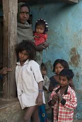 Tribal family (wietsej) Tags: tribal family kawardha chhattisgarh india sonydslra100 tamronspaf1750mmf28xrdiiildaspif gond