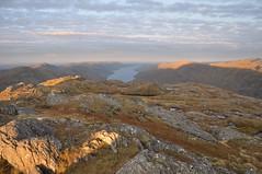 Loch Morar from Carn Mor (Paul Sammonds) Tags: morar knoydart