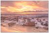 Another sunrise at Boynton Beach... (jeannie'spix) Tags: sunrise boyntonbeachinlet wave florida