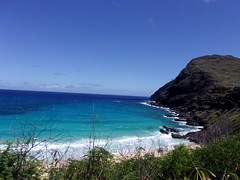 Waimanalo Bay & Makapu'u Point Lighthouse (jimmywayne) Tags: makapuubeach oahu hawaii coast honolulucounty