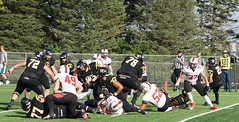 68 (dordtfootball2014) Tags: dordt northwestern