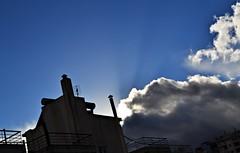 Sky (PattyK.) Tags: ioannina giannena giannina epirus ipiros balkans greece grecia griechenland hellas ellada mycity whereilive lovelycity sky clouds december 2012 urban urbanview amateurphotographer ilovephotography