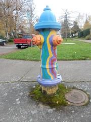 Fancy Fireplug (LarrynJill) Tags: fire hydrant