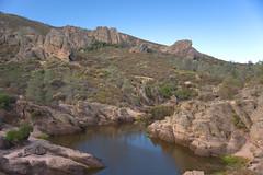 19521-bear gulch reservoir (oliver.dodd) Tags: california pinnacles nationalpark