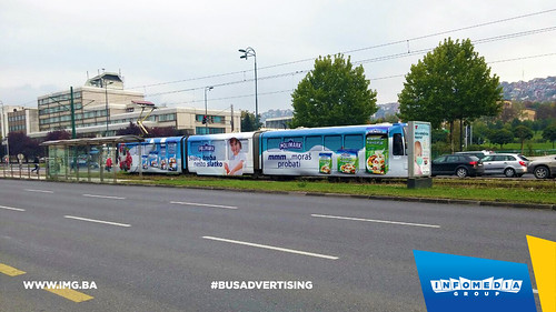 Info Media Group - Polimark, BUS Outdoor Advertising, Sarajevo 10-2016 (3)