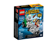 76070 DC Comics Wonder Woman vs. Doomsday (hello_bricks) Tags: mightymicros dccomics marvel lego toy toys 2017 76070 dc comics wonder woman vs doomsday