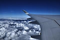 ber den wolken (Explore#360) (CB-Photos) Tags: wolken flug flgel himmel flugzeug air blue blau a77m2 freedom sky blacksea