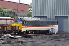 Kidderminster (BarkingBill) Tags: railway railroad train kidderminster svr 50031