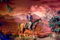 John Wayne (Disney_Nuts) Tags: greatmovieride dhs disney waltdisneyworld johnwayne darkride