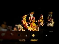 kadakali (NaaZmin) Tags: kadakali kerala godsowncountry faceofindia incredibleindia indianculture southinddia travelkerala tourkerala trek keraladance southindian festival celebration onamtadition malayalees mykerala myindia backwaters