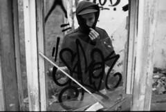 (sele3en) Tags: film analog 35mm ilfotecddx rapidfixer ilford graffiti graffitiphotography tag streetart streettag bombing caligraphy urban urbanart urbanlife portrait saintpetersburg russiangraffiti russia spraycan paint streetphotogrpahy blackandwhitefilm homedevelopment darkroom samek samekgraffiti samekfymdnk d76 streets streetlife saintpetersburggraffiti
