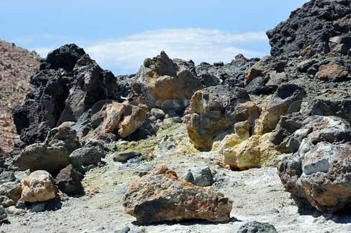 Teide vulkanon232