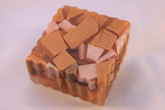 Salted Caramel Soap $3.00 (Clelian Heights) Tags: cleliancenterproducts cleliancenter cleliansoaps decorativesoaps scented