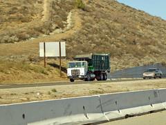 WM Roll Off Truck 11-10-16 (Photo Nut 2011) Tags: garbage sanitation waste wastedisposal trash refuse junk california garbagetruck trashtruck wm wastemanagement rolloff truck dumpster