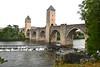 2016 pont valentre (Papy.Ra) Tags: bridge pont water lot river national cahors