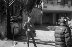 exakta_vx_kodak_triX_400_haifa_fire_26_nov_2016_037 (avitalnatanson) Tags: exakta fire damage kodak trix arson terror haifa carmel
