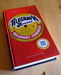 Mi querido Michael Chabon ({El Gris}) Tags: book libro books libros regalo telegraphavenue regalos michaelchabon regalitos regalito