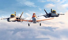 aviones-dusty (CINE critica) Tags: disney aviones palnes httpwwwcinecriticacom