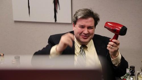 Evil Grin Gift Box Episode 14 - Cancellation Notice: Hair Dryer