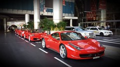 pick one (James Macauley) Tags: cars car one star sydney samsung australia ferrari casino galaxy pick s4 flickrandroidapp:filter=none
