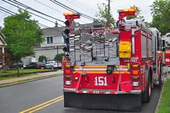 FDNY Engine 151 (Triborough) Tags: nyc newyorkcity ny newyork engine firetruck fireengine statenisland 2008 fdny seagrave richmondcounty tottenville newyorkcityfiredepartment engine151 sp08016