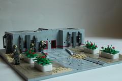 Extract and Eliminate (Toro .) Tags: us lego diorama thepurge shadowknight2