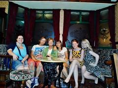 Madame tussauds (Elysia in Wonderland) Tags: street trip madame museum table lucy pub inn amy drink return pete blackpool barlow tussauds deidre coronation elysia waxwork rovers blackpoolzoojuly2013