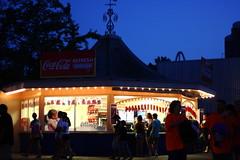 DRINKS (Israel D) Tags: life park ohio summer night fun island amusement cola pop nostalgia kings nights soda driks