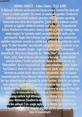 OSMANLI ZARAFET - Kubbe-i Hadr - YEL KUBBE (gLySuNfLoWeR) Tags: medine osmanl mescidinebevi peygamber mslman yeilkubbe