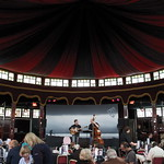 Spiegeltent entertainment