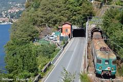 Bellano, Ale803 (Simone arcano) Tags: treno lagodicomo trenitalia ferrovia rfi bellano ale803 simonecarcano trenord