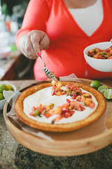 Coconut Custard Pie Recipe (kristin_a (Meringue Bake Shop)) Tags: pie ginger strawberry coconut pineapple mango tropical custard kiwi keylime impossiblepie fruitsalsa meringuebakeshop