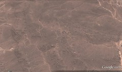 Morocco - Hathor (extramatic) Tags: moon sahara rock ancient horus mound googleearth formations rockformations hathor earthworks geoglyphs saharadesert seax ancientearthworks