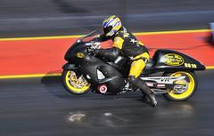 071 (Fast an' Bulbous) Tags: santa autumn england car bike race speed drag pod nikon power gimp fast sunny september strip motorsport santapod nationalfinals d300s