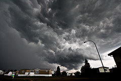 Storm's a brewin' (Chadwise) Tags: