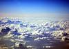 Clouds (Heaven`s Gate (John)) Tags: travel blue vacation sky sunlight holiday topf25 clouds landscape flight grenada caribbean height upupandaway 10faves 25faves johndalkin heavensgatejohn