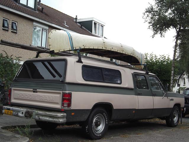 pickup dodge d350 crewcab