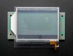 Touch screen (Nintendo DSL digitizer) (adafruit) Tags: parts touch 333 sensors adafruit