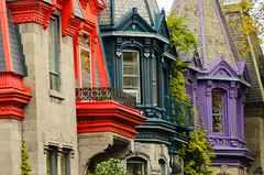 Victorian Houses in Saint Louis Square (Anawat's Photography) Tags: park colorful plateau montreal neighborhood residence attraction victorianhouses victorianhouse colorfulhouse theplateau stlouissquare saintlouissquare colorfulhome anawat anawatchulla vision:text=0779