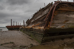 Unsalvagable (Michael Pietrocarlo) Tags: abandoned arthurkill ghostships