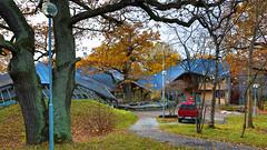 Juristernas hus, Stockholm (s_p_o_c) Tags: architecture sweden stockholm architect sverige arkitektur frescati stockholmsuniversitet ralpherskine arkitekt träpriset juristernashus
