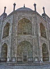 Agra IND - Taj Mahal 02