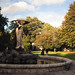 Sunset at Iveagh Gardens