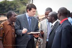 2010- Kampala Pre-Fest trip (The Luis Palau Association) Tags: travel events uganda kampala nga lpa preevent andrewpalau lovekampalafestival