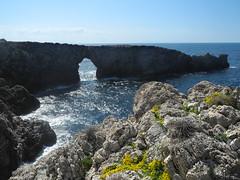 Menorca (geoGraf) Tags: espaa costa coast spain mediterranean menorca spanien pontdengil mediterraneansea kste balearen balearicislands mittelmeer elmediterrneo lasbaleares