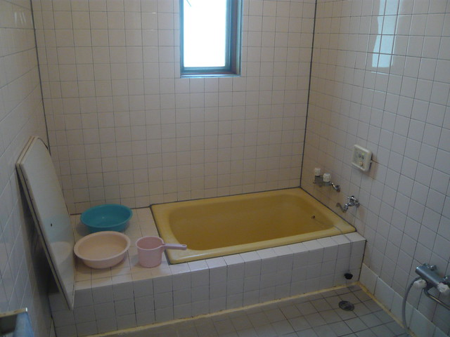 お風呂はこんな感じ|貸別荘グリーンレストハウス那須高原