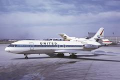 al299 (George Hamlin) Tags: chicago photo illinois airport aircraft united ohare international airline decor ord caravelle aerospatiale sudest n1009u