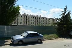 Крым, посёлок Любимовка