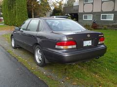 '95-'97 Toyota Avalon (Foden Alpha) Tags: toyota mapleridge avalon 001jkv